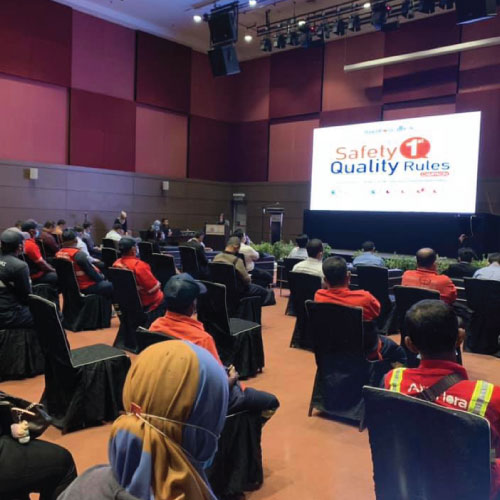 Safety 1st Quality Rules Launching